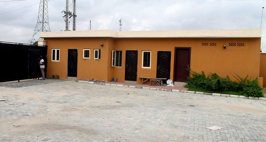 security-caretakers-office
